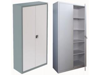 Zmodernizowane szafy biurowe SMB z drzwiami szkrzydłowymi